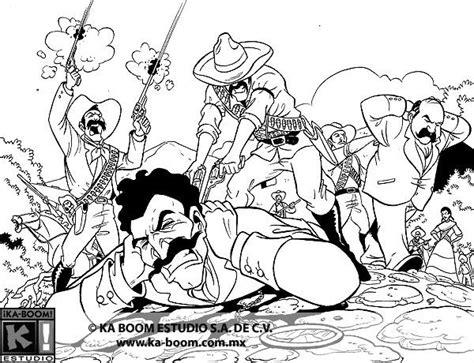 imagenes para colorear de la revolucion mexicana para niños dibujos revoluci 243 n imagui