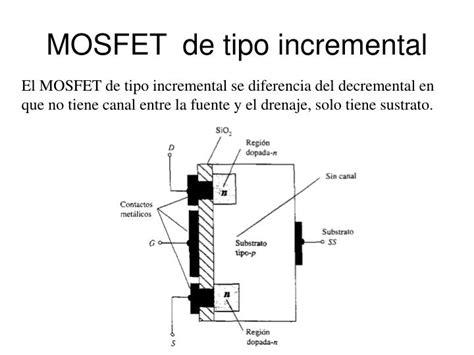 transistor mosfet tipo decremental transistor mosfet tipo decremental 28 images polarizacion mosfet transistores mosfet