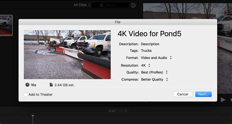 format video lumix what codec and format from fz2500 is best for pond5 at