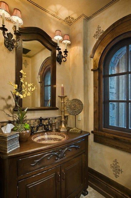 Beautiful Powder Rooms | beautiful powder room for the bathroom pinterest
