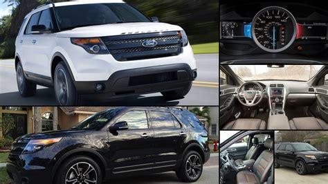 2014 Ford Explorer Msrp by 2014 Ford Explorer Sport News Reviews Msrp Ratings