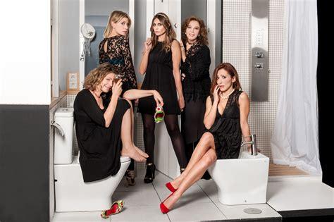 donne in bagno foto palcoscenico il portale sullo spettacolo