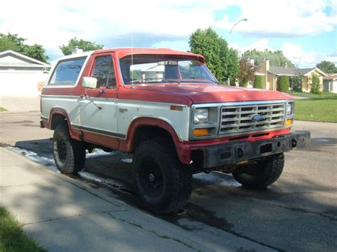 1983 Ford Bronco by Ford Bronco 1983 Www Pixshark Images Galleries