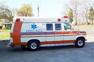 1990 ford ambulance autos post