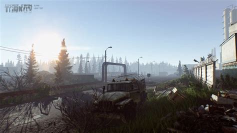 Escape From Tarkov Giveaway - escape from tarkov gets new beautiful screenshot closed alpha date