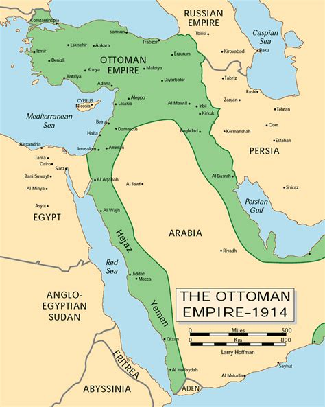 History Of The Ottoman Empire by Ottoman Empire 1914 Ottomanempire1914 38 Gif Maps