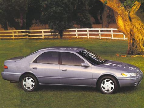 Toyota Camry 99 1999 Toyota Camry Information