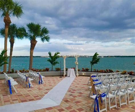 clearwater beach marriott suites  sand key reception