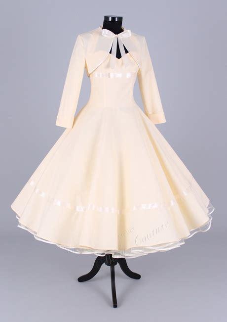 Brautkleider 50er 60er by 50er Jahre Brautkleid