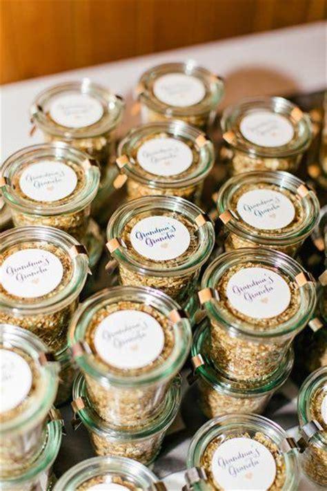 Wedding Favors Food by Food Favor Granola Favors 2059195 Weddbook