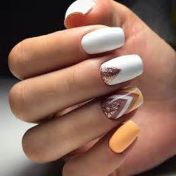 two color nails nail 3716 best nail designs gallery