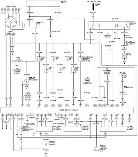 2003 mitsubishi montero sport engine diagram wiring library