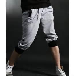 Celana Pendek Pria Casual Korea Import jual celana 3 4 pria