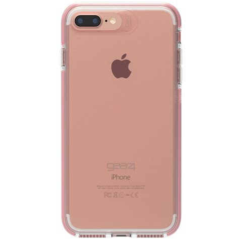 phone cases d3o piccadilly pink apple iphone 7 plus 172393 gear4 quickmobile quickmobile
