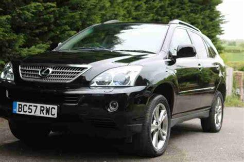 how does cars work 2008 lexus rx parental controls lexus rx 400h car for sale