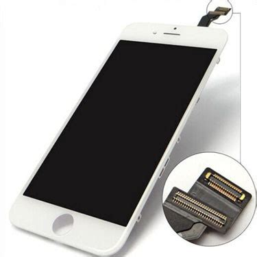 jual original lcd screen assembly iphone  mac arena
