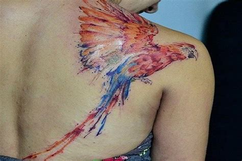 tattoo 3d watercolor 60 cool watercolor tattoos best 3d water color tattoo