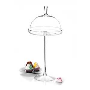 Pedestal Cake Stand With Dome Classic Hostess Introduces New Crystal And Glass Cake