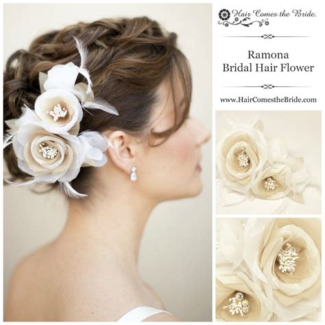 Wedding Hair Accessories Flowers by Lilacs Flower Hair And Purple Flowers On