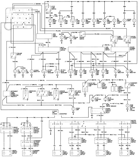 1987 mustang wiring diagram help with dash harness page1 5 0 mustang fords