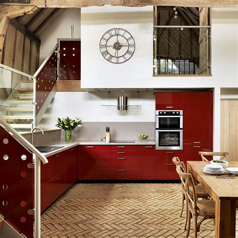 gloss kitchen ideas gloss kitchen ideas 10 ideas ideal home