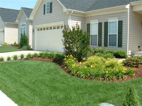cost of backyard landscaping how much does a new front landscape cost in virginia