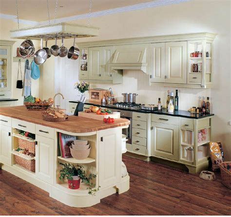 Classic Country Kitchen Designs Country Style Kitchens