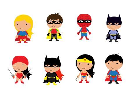 printable heroes guide super hero printable