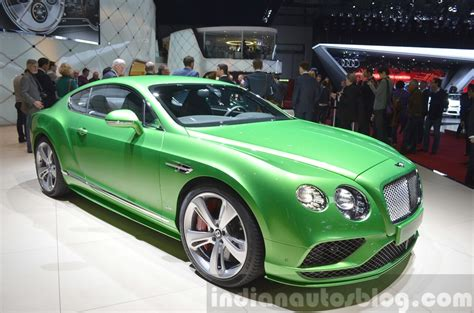 bentley geneva 2015 bentley continental gt 2015 geneva live