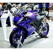 Yamaha R15 V30 Showcased At Vietnam Motorcycle Show