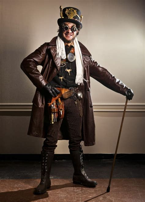 Steam Punk Style | steunk man steunk pinterest steunk