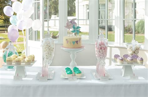pastel christening candy buffet antonia s cakes