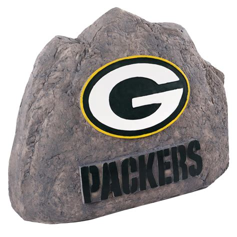 The Rock Garden Green Bay Nfl Standing Garden Green Bay Packers