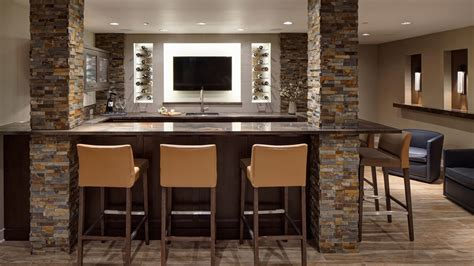rec room re imagined basement remodel drury design