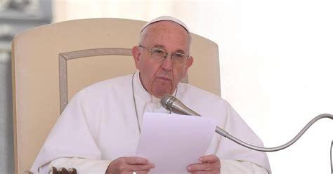 menulis opini tentang kus katekese katolik wejangan paus fransiskus dalam audiensi