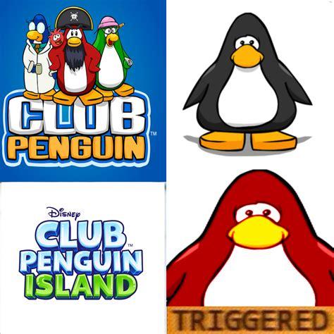 Club Penguin Meme - fuck you disney club penguin know your meme
