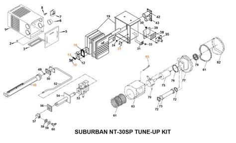 suburban furnace model nt sp parts pdxrvwholesale