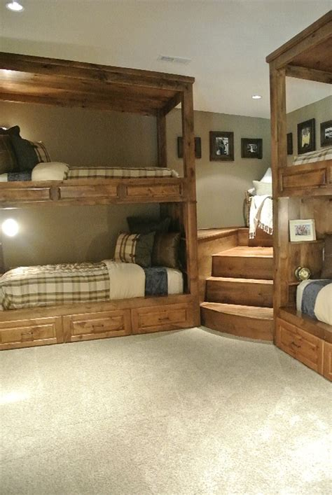 Beds And Bunks 1000 Ideas About Bunk Beds With Stairs On