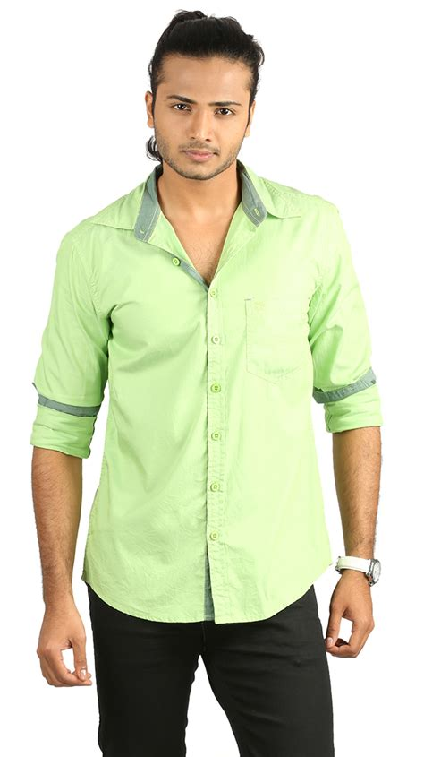 mens green shirt clothing from luxury brands