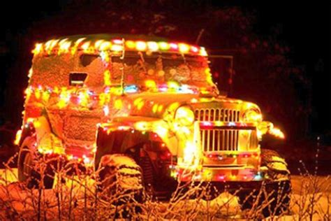 best christmas decirations for car the best decorations for cars the cargurus
