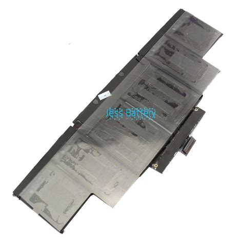 Laptop Apple Macbook Pro Me294 Retina Display laptop battery for apple for macbook pro for retina 15 a1398 a1494 for late 2013 for mid 2014