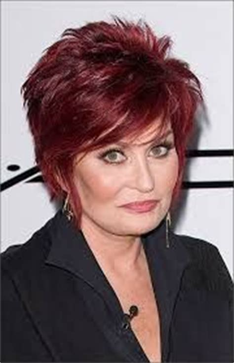 redken sharon osborn red hair color sharon osbourne sharon osbourne red haircuts photo