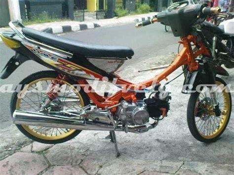 supra x 100 cc thailook motor trend modifikasi video modifikasi motor honda