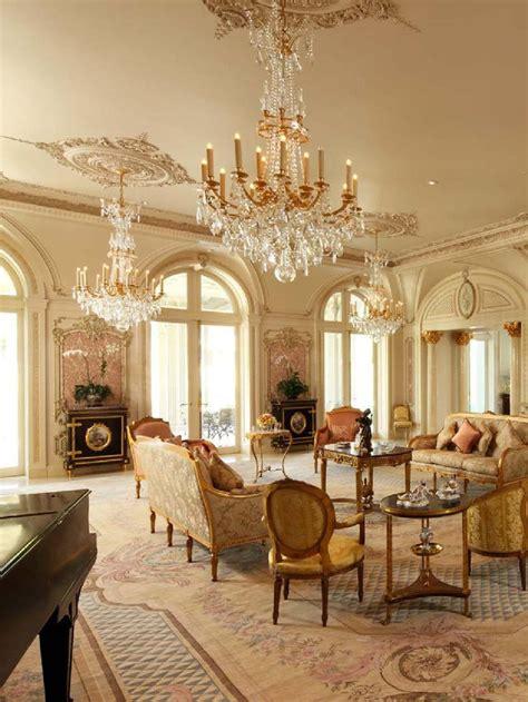 european neo classical style ii   mansion interior