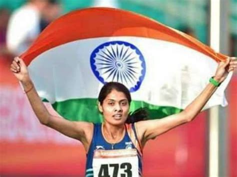 pt usha biography in english lalita babar enters final 32 years after pt usha read