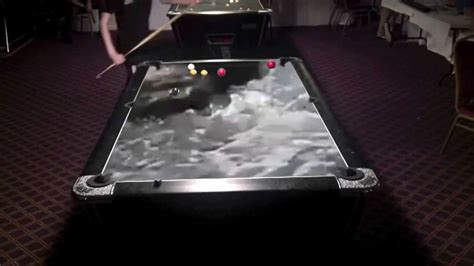 Water Pool Table by Pool On A Water Pool Table