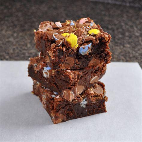 Brownies Cadbury breanna s recipe box cadbury mini egg brownies