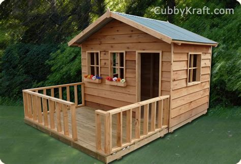 Kids Backyard Forts Rainbow Lodge Deluxe Cubby House Backyard Playhouses By