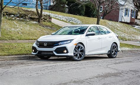 honda civic new model 2018 2018 honda civic in depth model review car and driver