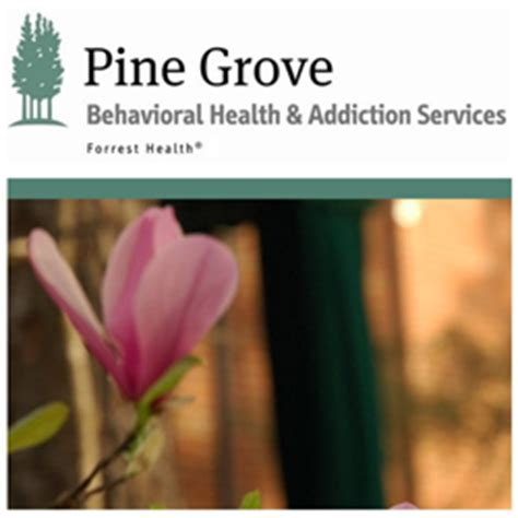 Pine Grove Detox Hattiesburg Ms by Pine Grove Behavioral Health Addiction Services Is Proud